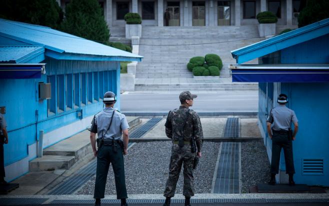 The DMZ Sanctuary