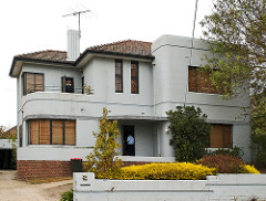 Death in an Art Deco House