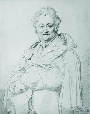 Portrait of Guillaume Guillon Lethiêre (1760-1832) 1815