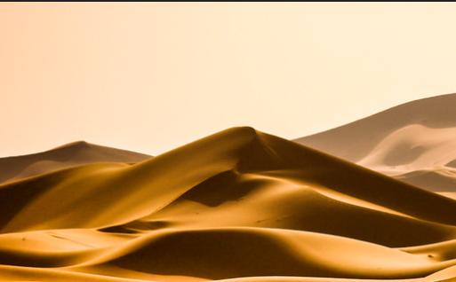 Sahara Syndrome