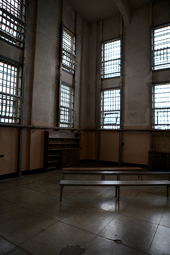 Poetry in the New Prison