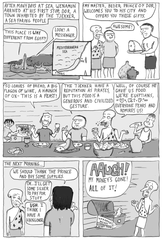 Wenamun page 7