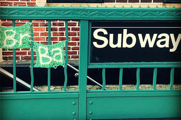 Bed Stuy Subway