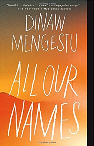Review: All Our Names