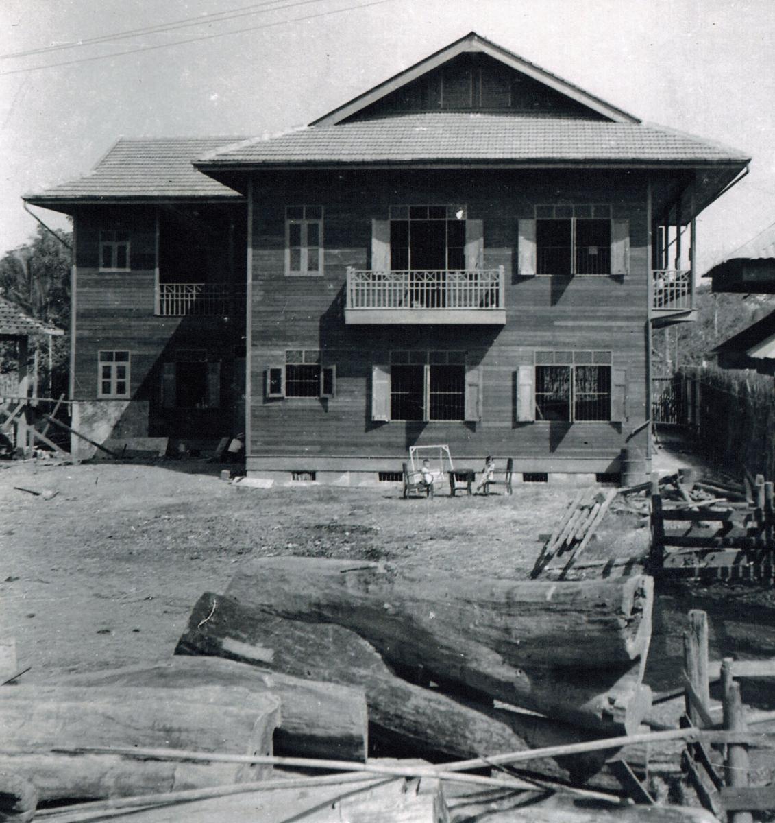 The Teak House