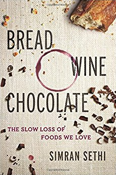 Bread, Wine, and Chocolate