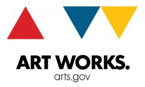 Art Works logo arts.gov