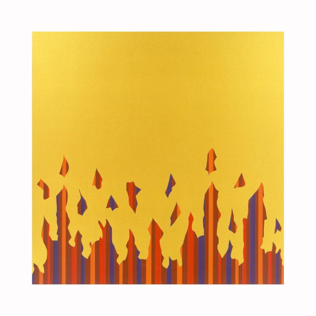 Rico Gatson Fire