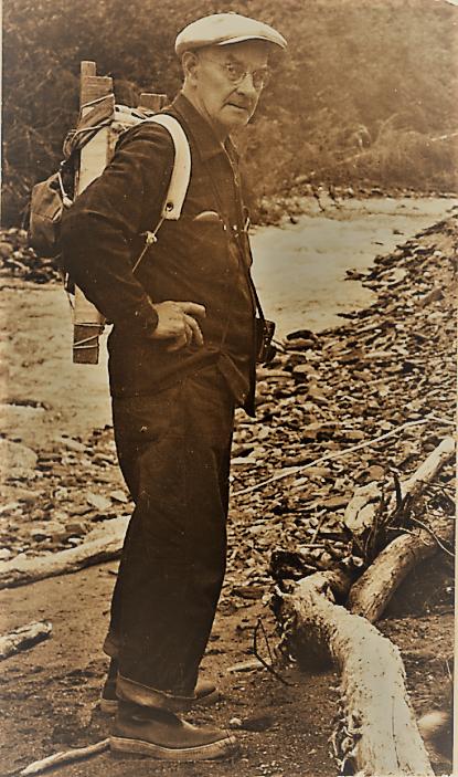 author's grandfather