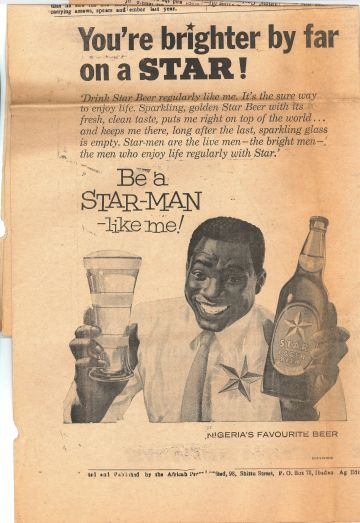 Alcohol Advertisement