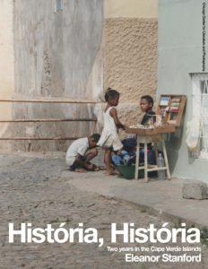 """História, História"" book jacket"