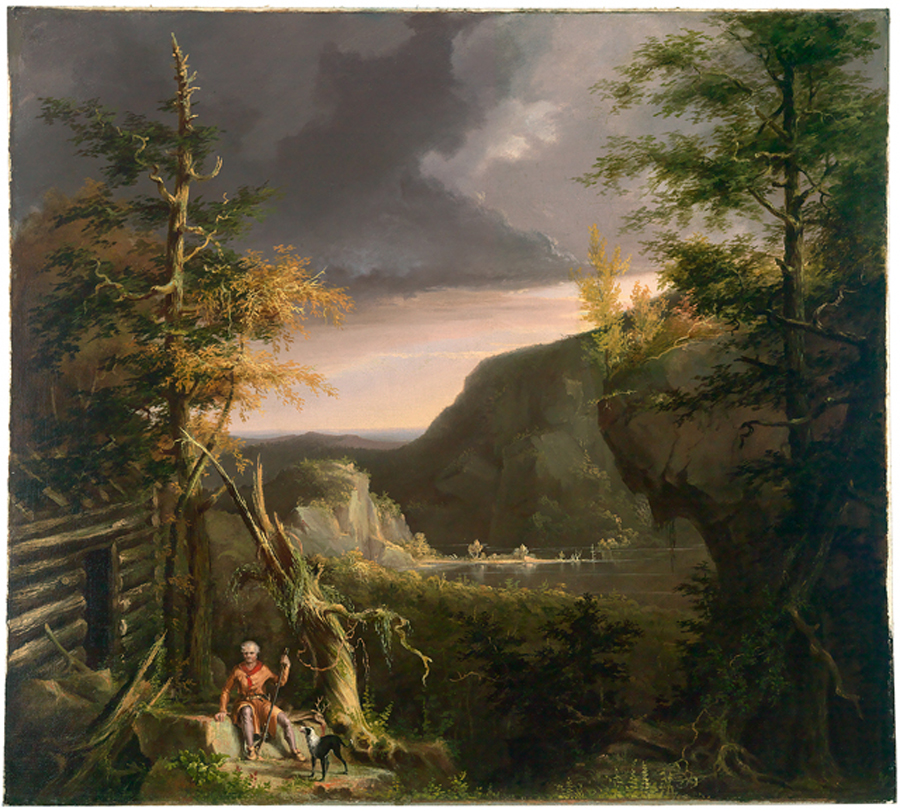 Indian Removal Act Robert S. Duncanson an...