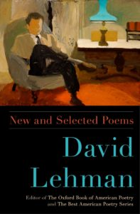 """New and Selected Poems"" book cover"