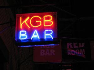 The KGB Bar