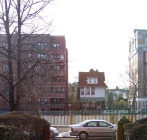 Josh Mehigan's neighborhood view in New York City