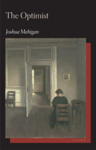 """The Optimist"" by Joshua Mehigan book cover"