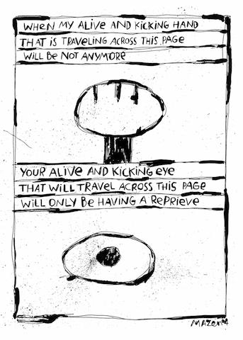 Comic, Eye