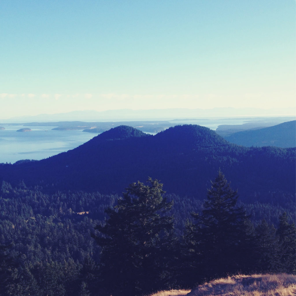 Orcas Island, Washington, 2013.
