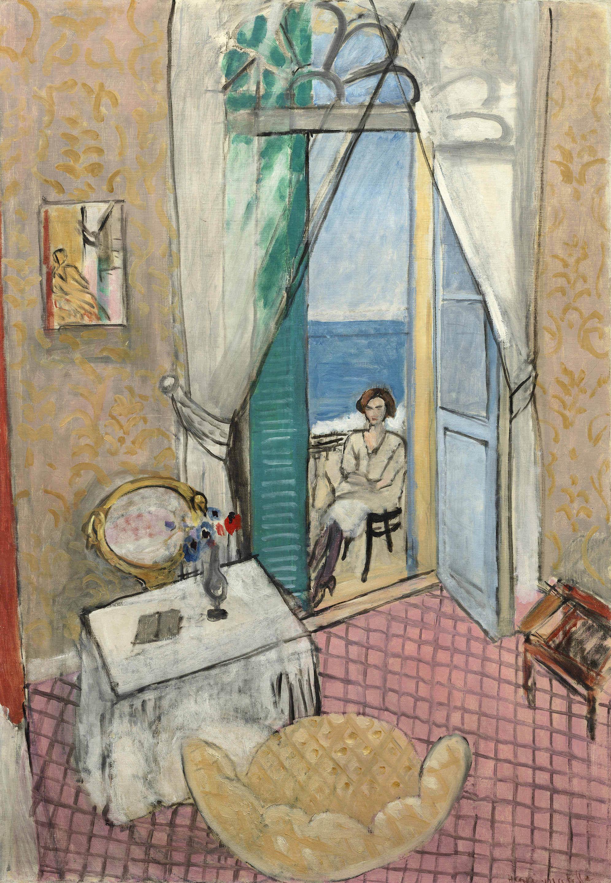 The Radical Familiar: Matisse's Early Nice Interiors