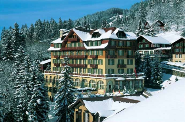 The Hotel Belvedere