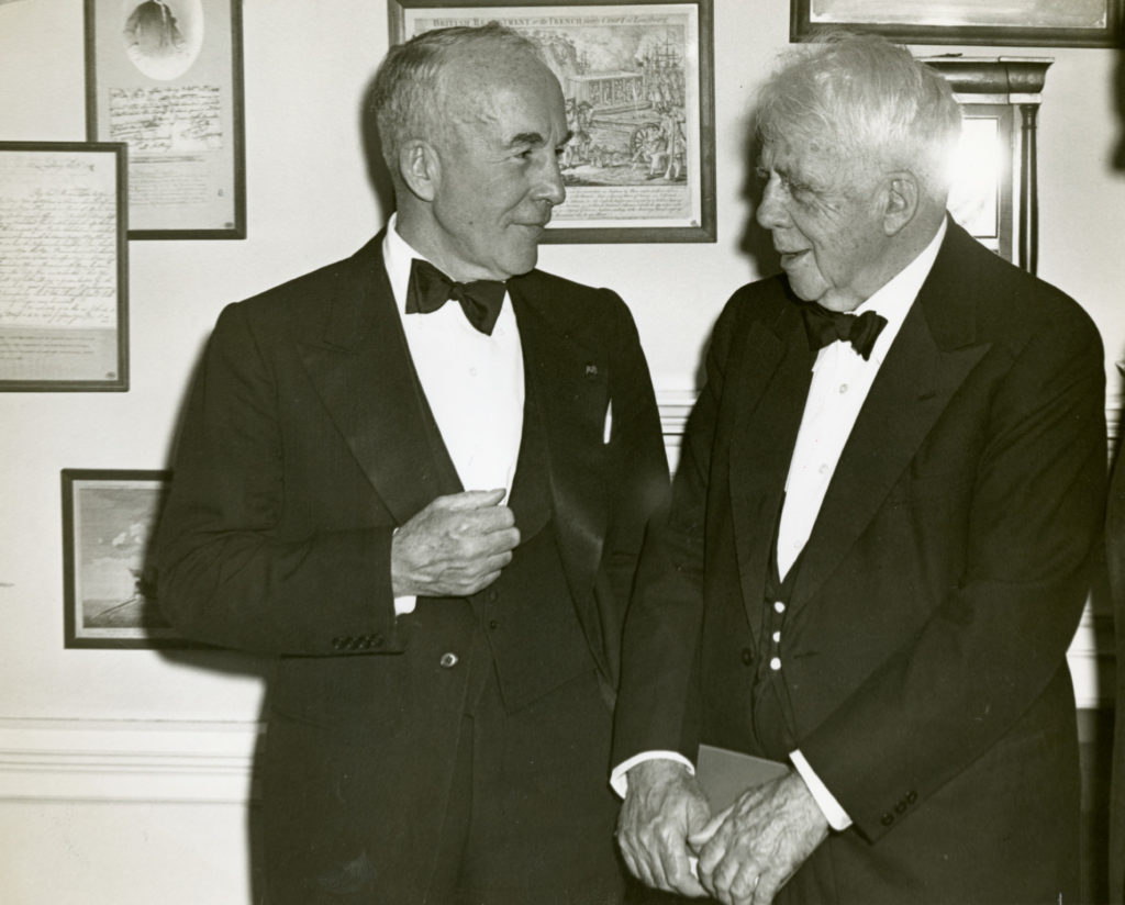 Photo courtesy of Amherst College Archives