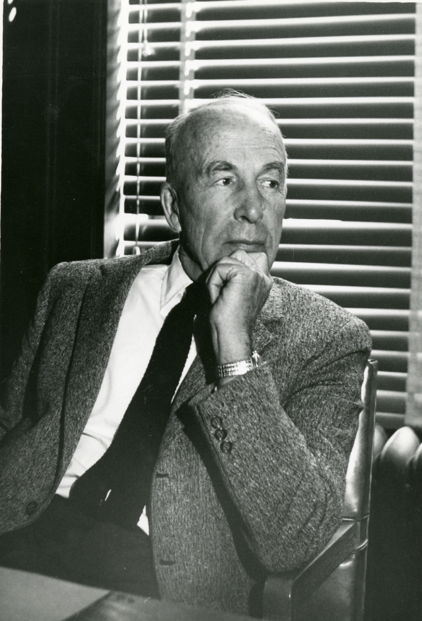 That Awkward Unbalance that Becomes the Beautiful: an Interview with Archibald MacLeish