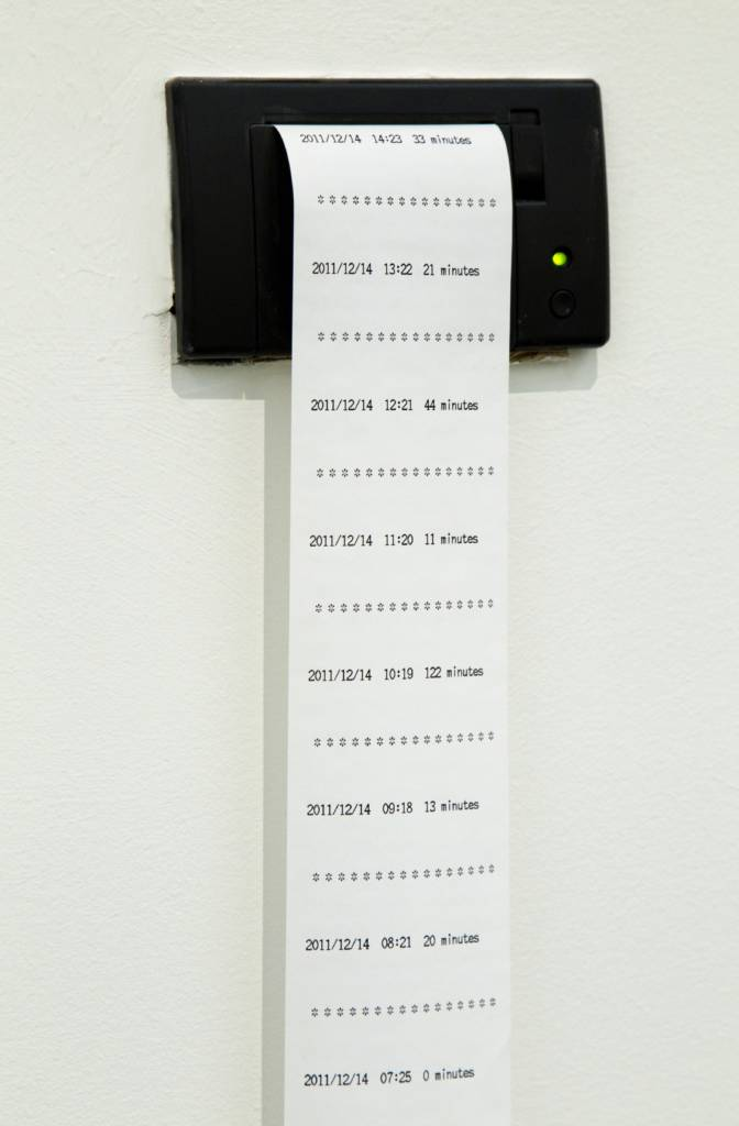 list with tape recorders