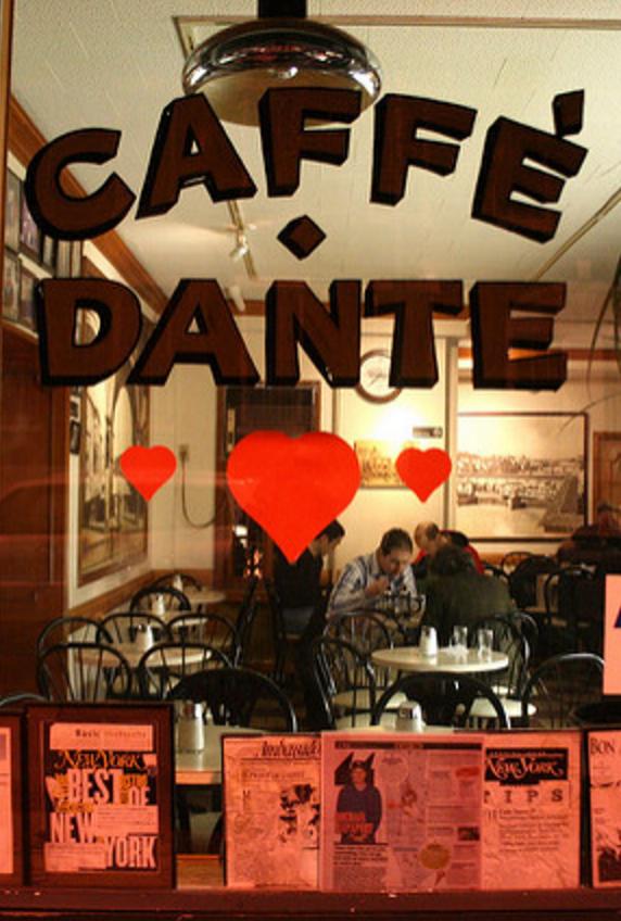 Incident at Dante's