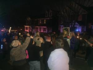 Louisville protest