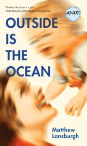Outside Is the Ocean book cover
