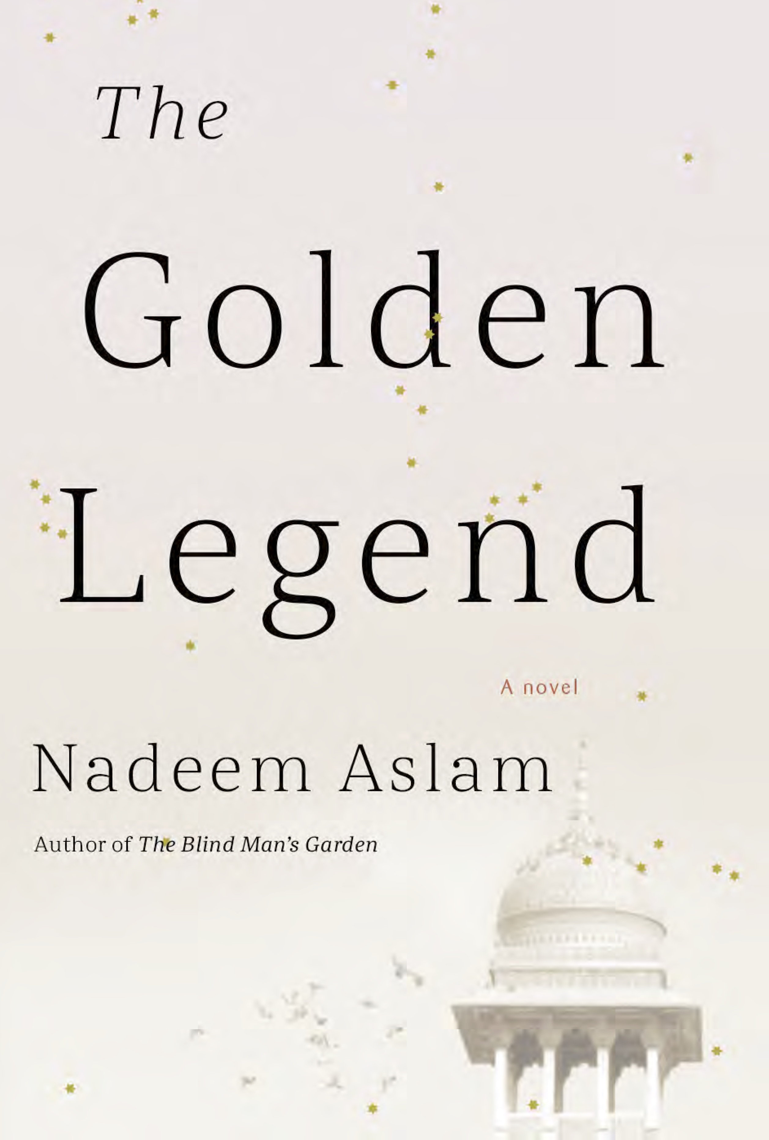 Golden Legend Book Cover