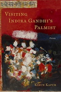 Book cover for Visiting Indira Gandhi's Palmist.