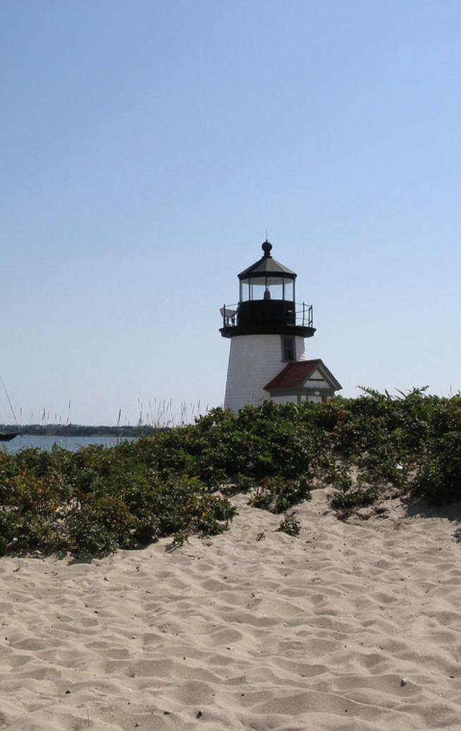 Nantucket lighthouse photo