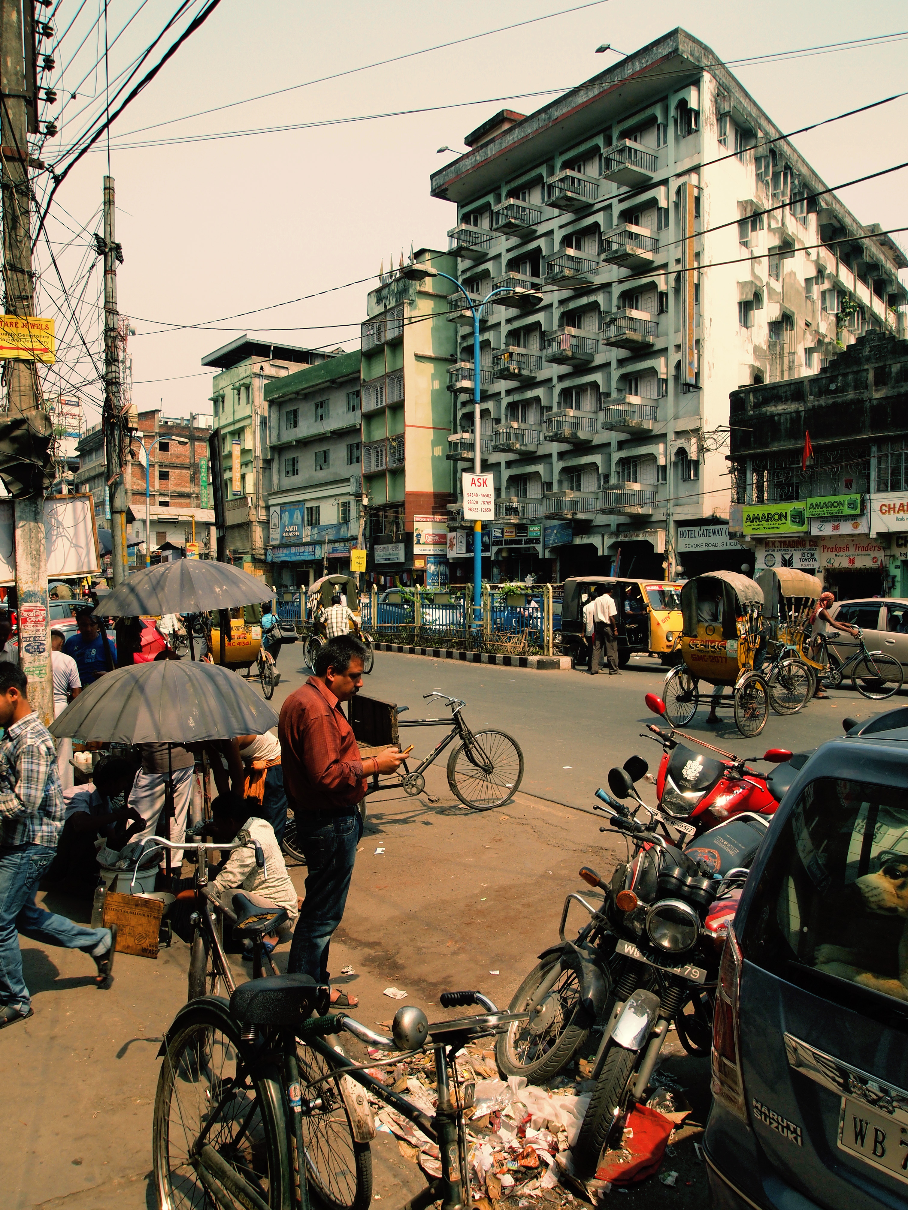Siliguri: My Found Town
