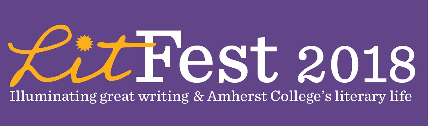 Pulitzer Prize-Winner Junot Díaz Headlines Amherst College LitFest 2018