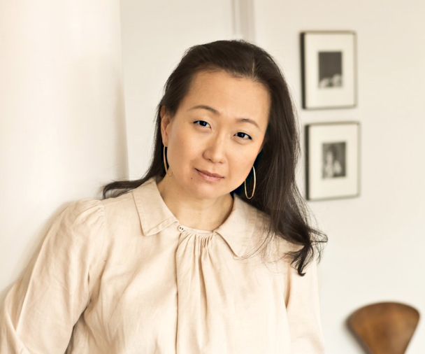 portrait of min jin lee