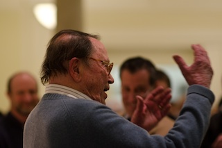 Richard Wilbur's 90th Birthday Party