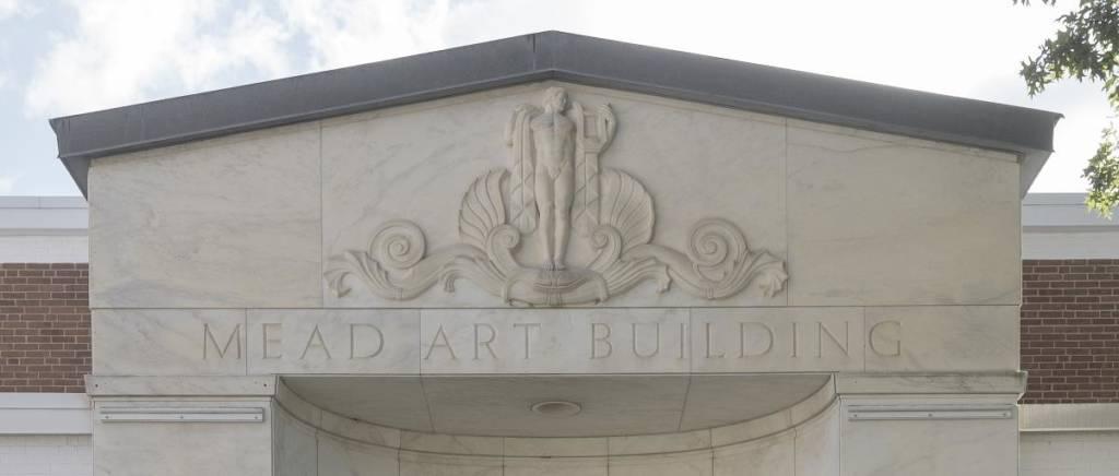 mead building detail