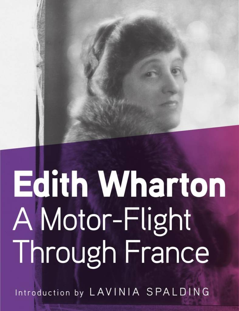 A Motor-Flight Through France Cover