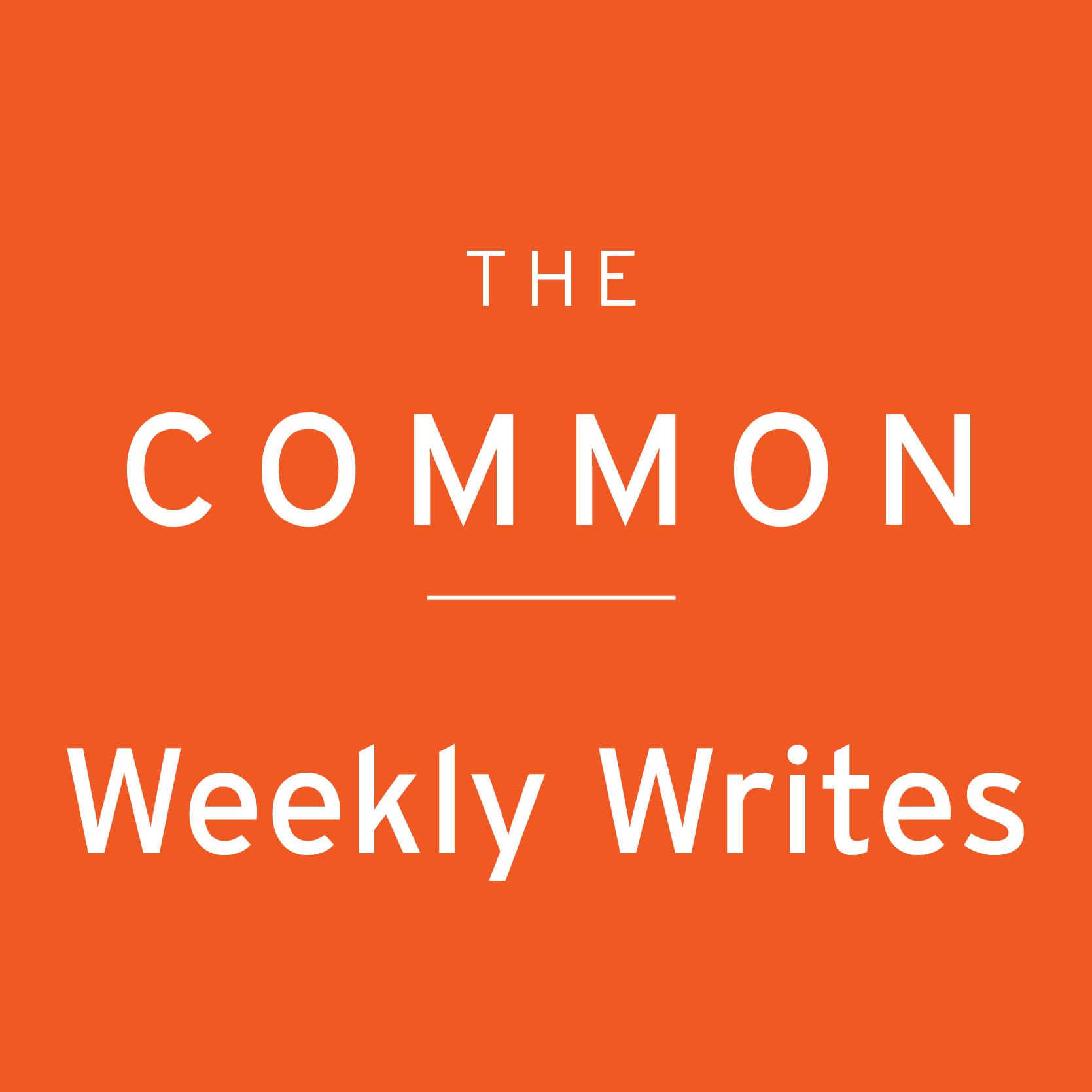 weekly writes