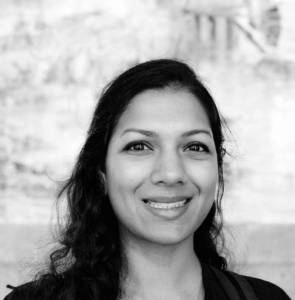 Nina Sudhakar headshot
