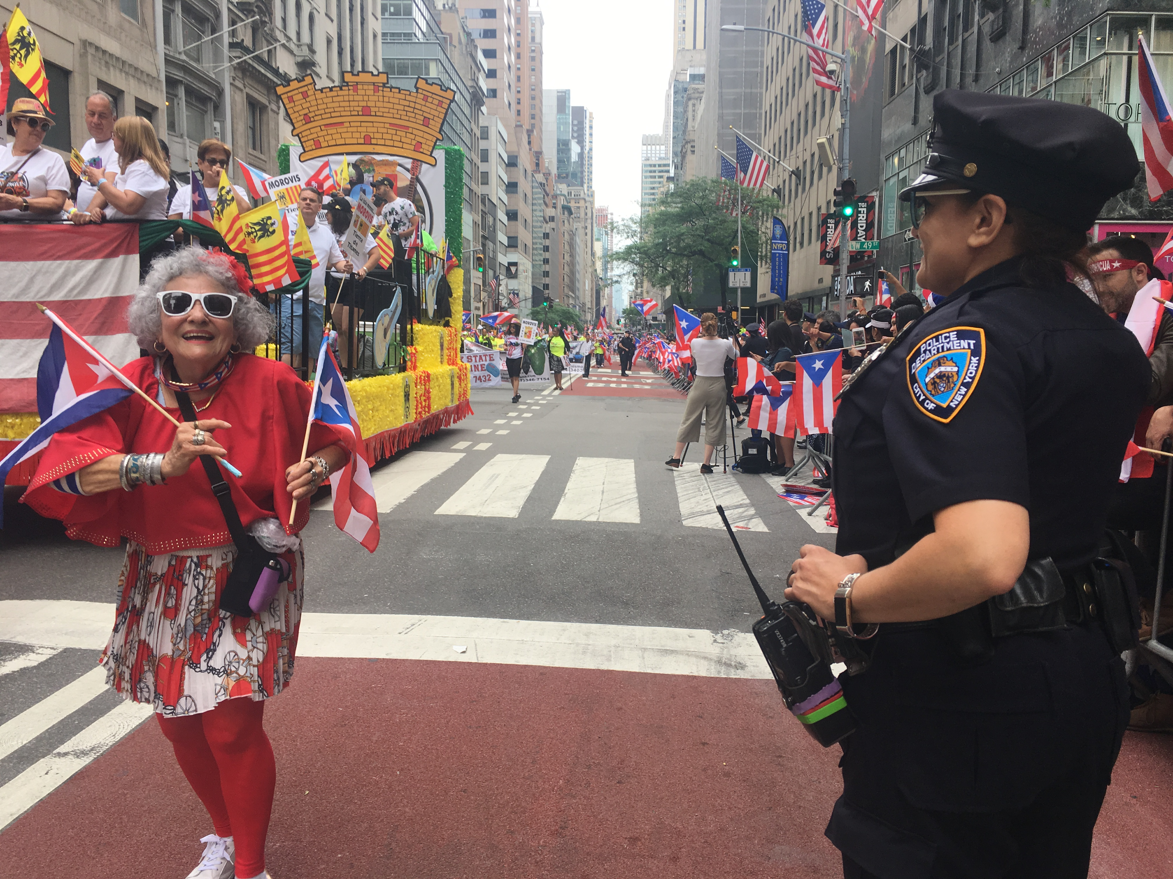The Puerto Rican Day Parade, Celebrating Heritage in Mourning