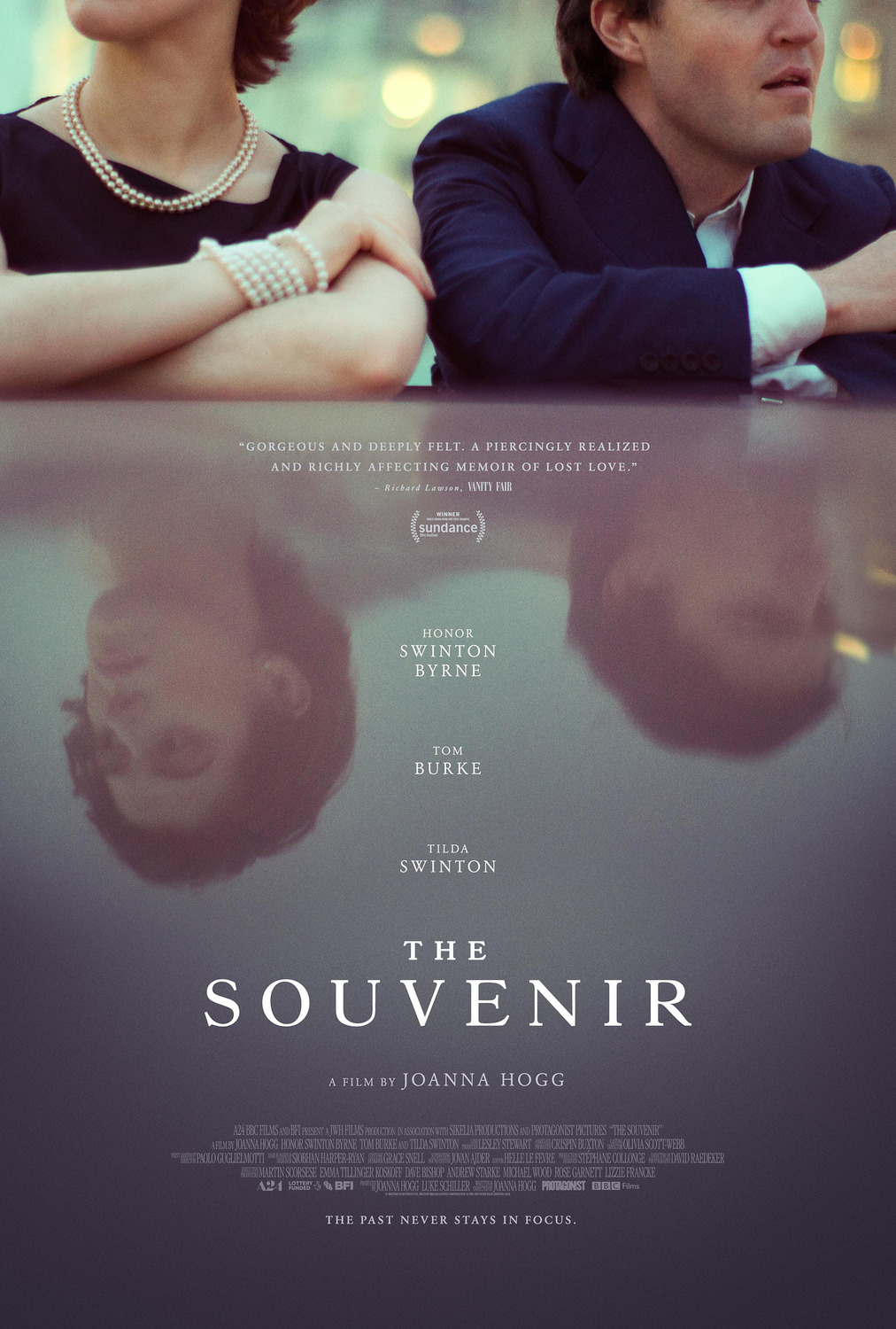 Review of The Souvenir: Is She Really Going Out with Him?