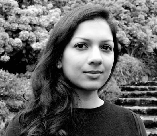 Nina Sudhakar Begins New Role as Book Reviews Editor