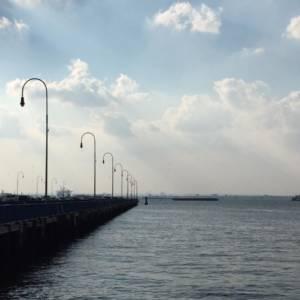Image of a promenade