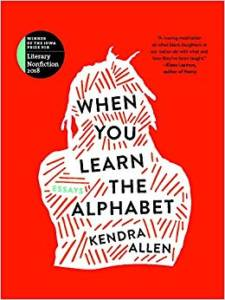 Cover of When You Learn the Alphabet