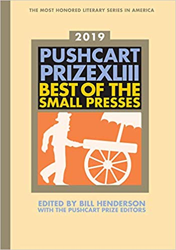 The Common's 2019 Pushcart Prize Nominations