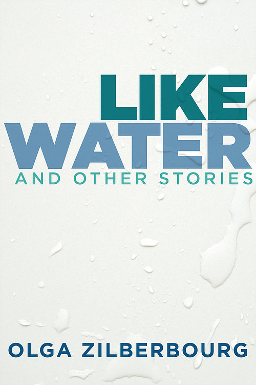 Cover of Like Water