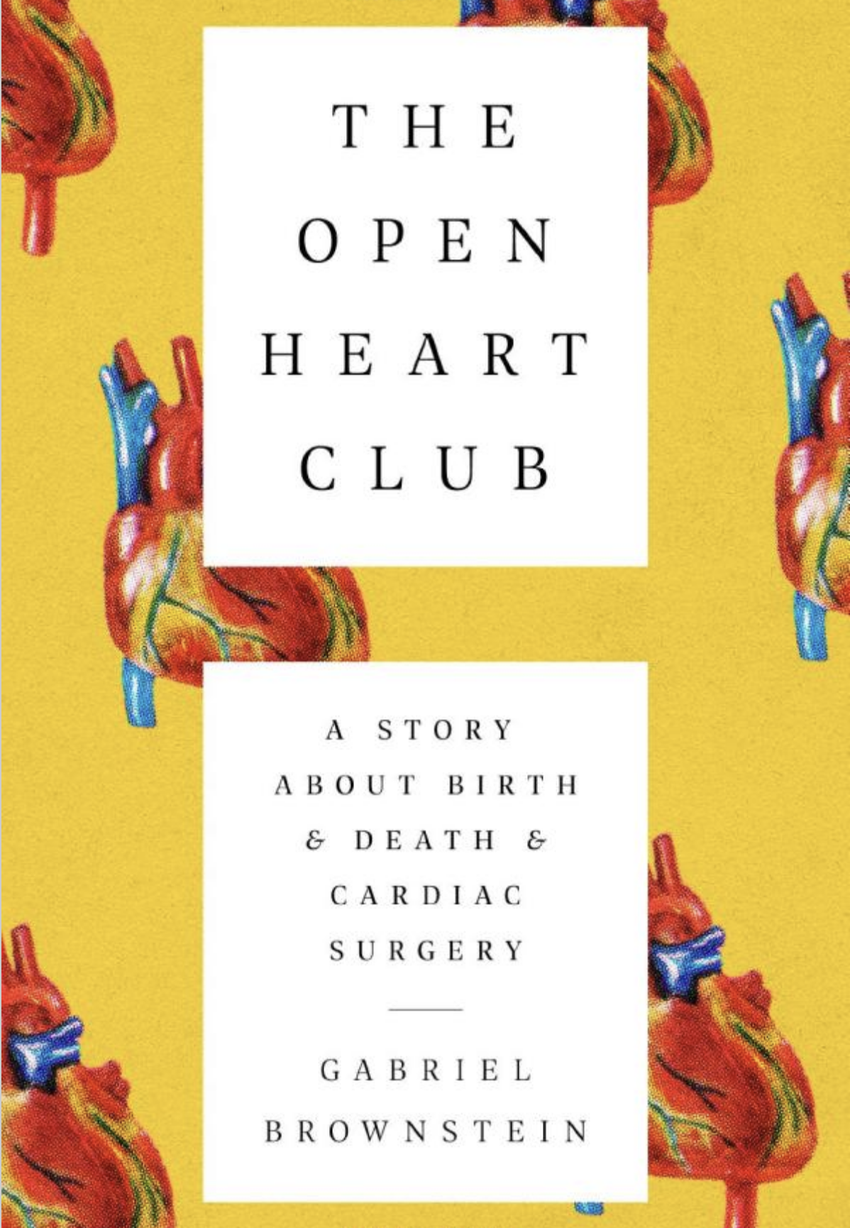 Cover of The Open Heart Club