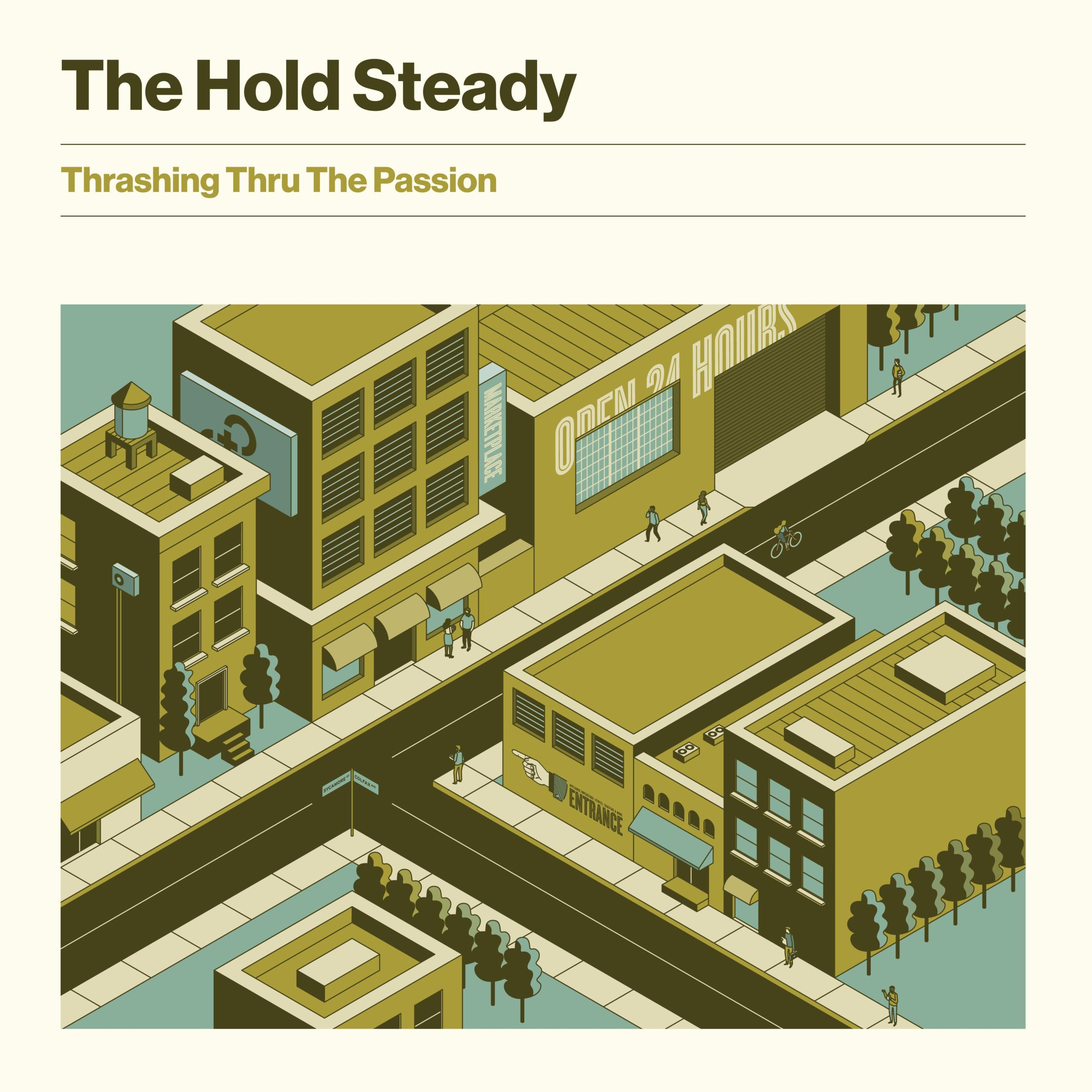 The Hold Steady Sets the Scene